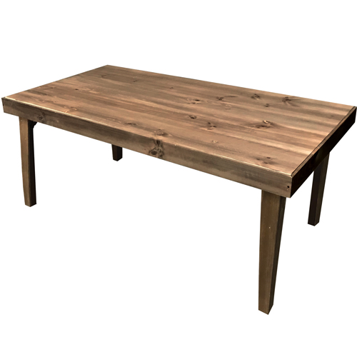 Folding Farm Table Palmer Snyder Designed For Flexible