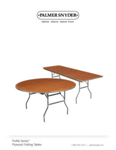 14360-Profile-Series-Plywood-Tables