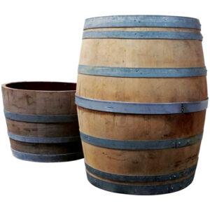 wine barrels-no back